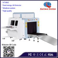 Cheap UK Detector Luggage X Ray Security Scanner For Checking Pallet AT8065 wholesale