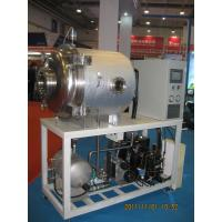 Buy cheap Steel Biomedicine Research Vacuum Freezing Dryer / Vacuum Band Dryer from wholesalers