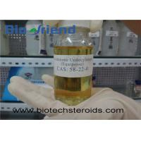 Cheap CAS 2363-59-9 White Effective Anabolic Steroid Boldenone Acetate Liquid For Muscle Building wholesale