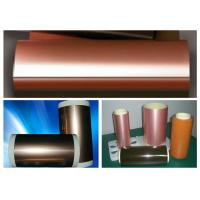 China Adhesiveless Copper Clad Circuit Board , SLP Flexible Copper Clad Sheet For PCB on sale