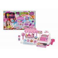Buy cheap Ice Cream Store Electronic Cash Register Children ' s Play Toys W / Sound & Light from wholesalers