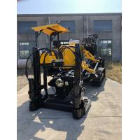 Cheap 350KN Directional Drilling Machine , Large Torsion Hdd Drilling Equipment wholesale