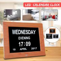 Cheap 800x600 Digital Calendar Clock 5V 1A Greeting Card Folder wholesale