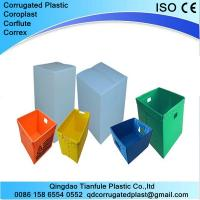 Buy cheap Corrugated Plastic Boxes from wholesalers