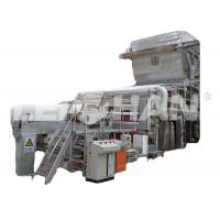 China 50t / D Toilet Paper Making Machine, Small Scale Paper Mill Machine on sale