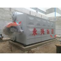 China High Pressure Gas Fired Steam Boiler Fully Automatic Flexible Water Tube Boiler on sale