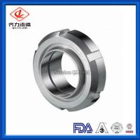 Cheap Pipe Fitting Sanitary Union 4 -  8 Bars Pressure Corrosion Resistant wholesale