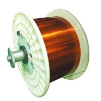 Cheap Polyester Aluminium Enameled Copper Wire for Motor fans Welding Transformer wholesale