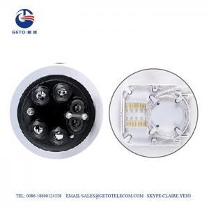 Cheap Dome FTTB 24 Cores Optical Fibre Cable Joint Closure wholesale