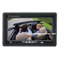 Cheap 7 inch Headrest TFT LCD monitor wholesale