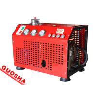 China Fire forces the use of high-pressure air compressor 30MPA-33MPA china on sale