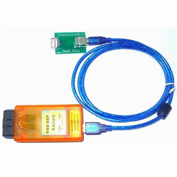 Quality VAG Dash K+CAN Diagnostic Tool, Vag Dash Com 1.65+VAG Dash Can 5.17 to Read Pin Code for sale
