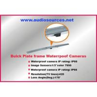 Cheap Bulck special car waterproof camera system wholesale
