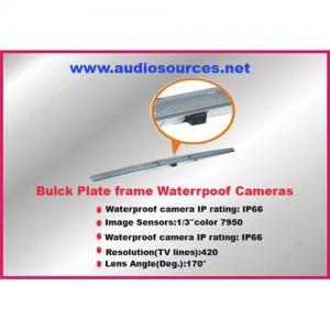 Cheap Bulck special car waterproof camera system wholesale