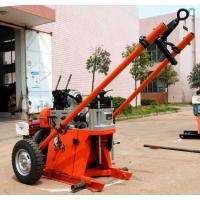 Cheap 150m Depth Geotechnical Portable Drilling Rig Machine / Rotary Drilling Rig wholesale