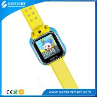 Cheap Kid mini safeguard V83 anti lost smart watch for baby SOS call button GPS location watch wholesale