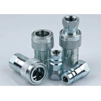 Cheap Single Handed Operation Hydraulic Connectors Fittings LSQ-PK NPTF Thread wholesale