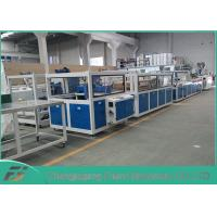 Cheap 1200mm Plastic Profile Production Line Easy Maintenance OEM / ODM Available wholesale