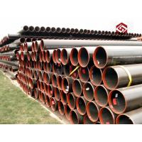 Cheap Petroleum Round Hot Rolled Seamless Steel Tube St52 DIN1629 / DIN2448 JIS G4051 S20C wholesale