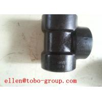 Cheap ALLOY C2000 forged threaded tee wholesale