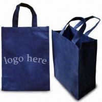 Cheap Nonwoven Tote Bag, Suitable for Picnics or Outdoor Activities, Green Product wholesale