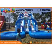 Cheap Large Inflatable Water Park Games Giant Inflatable Water Park For Kids wholesale