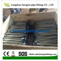 Cheap 1/2-8,black LONG steel pipe nipples wholesale