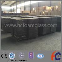 Buy cheap foam glass insulation material from wholesalers