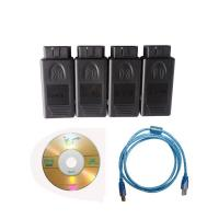 Cheap 4-IN-1 VAG TOOL KIT VAG Diagnostic Scanner With VAG Dash CAN , COM wholesale