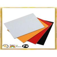 China anti-bacterial decoration use Polyester / PE Aluminium Composite Panel on sale