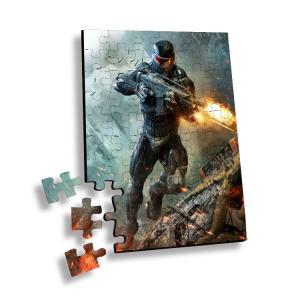 Cheap Custom 0.6mm PET Lenticular Printing 3d Jigsaw Puzzle Flip wholesale