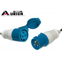 Buy cheap Durable European Power Cord Extension Lead 110V 20M For Industrial Equipment from wholesalers