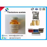 Cheap Yellow Injectable Trenbolone Steroids For Muscle Gain Trenbolone Ace/Acetate Powder CAS 10161-34-9For badybuilding wholesale
