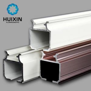 Cheap Good quality Aluminium curtain track rail remote single curtain track wholesale
