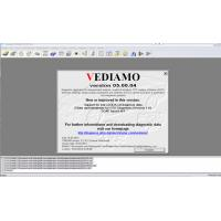 Cheap Newest Vediamo 5.0.4 version factory developer software hdd for MB star SD4 SDconnect c4 wholesale