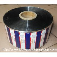 Cheap Customized Safe Printed Plastic Film / Milk Powder Laminated Packaging Film wholesale