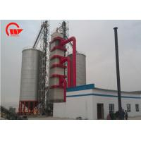 China Lean Hot Blast Grain Dryer Machine 100 - 1000T / D Handling Capacity WGS700 Model on sale