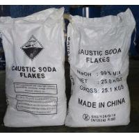 Cheap GB209-2006 Sodium Hydroxide Flakes / Caustic Soda Flakes Industrial Grade wholesale