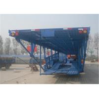 Buy cheap Hot Sale 2/3 Axles Car Carrier /Car Transport Semi Truck Trailer For Southeast from wholesalers