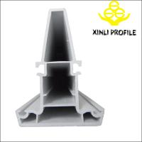 Cheap High quality 88 Transom Frame Mullion pvc profile wholesale