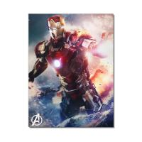 Cheap Marvel Design 3D PS Board Poster With 3MM Thickness wholesale