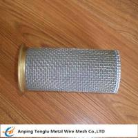Cheap Stainless Steel Cylinder Screen Filter|1-2400 mesh Supplied by China Factory wholesale
