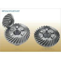Cheap OEM Transmission Helical Bevel Gear Precision Machining Spur Gears Pinion wholesale