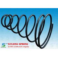 9mm Wire Alloy Steel Complex Machinery Springs / Customized Barrel Shaped Springs