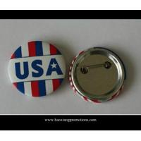 Cheap Factory price-good quanlity full color printing tin badge /button badge for decoration wholesale