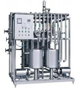 Cheap Flexibility Plate Heat Exchanger Pasteurizer Various Stage Combination Designs Available wholesale