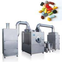 Cheap Thin Film Tablet Coating Machine wholesale