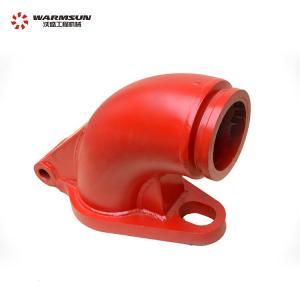 Cheap 90 Degree Steel A810301010907 Concrete Pump Elbow Concrete Pump Spare Parts wholesale