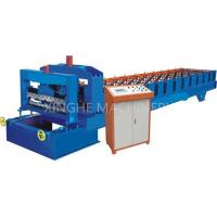 China Easy Operating Automatic Roll Forming Machines For 840mm Antique Glazed Tile on sale