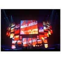 Cheap Energy Saving Full Color Indoor LED Video Wall Rental for Stage Background wholesale
